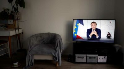 Francia COVID-19 Emmanuel Macron