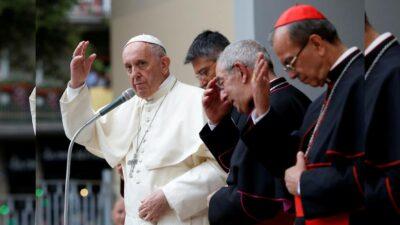 Papa Francisco racismo