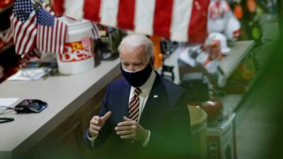 Joe Biden billones COVID-19
