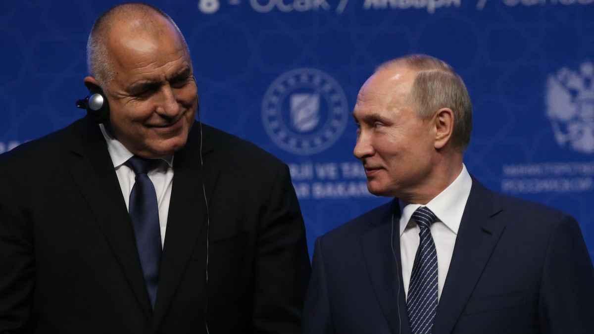 Rusia Bulgaria espionaje