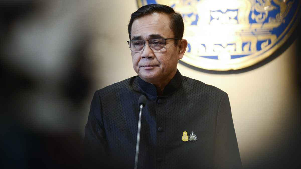 Prayut Chan-o-cha Tailandia