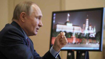 Vladimir Putin COVID-19