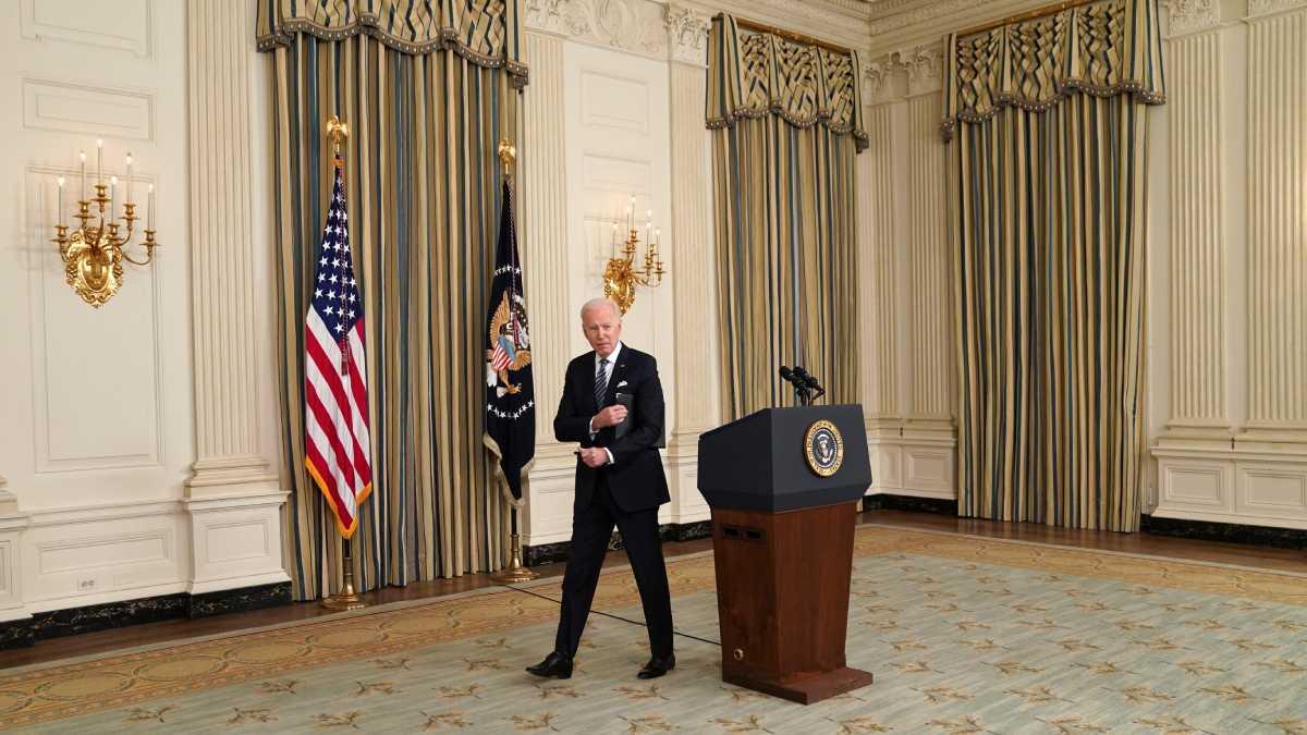 Joe Biden frontera México