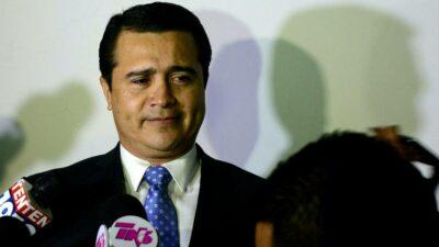Tony Hernández Honduras cadena perpetua