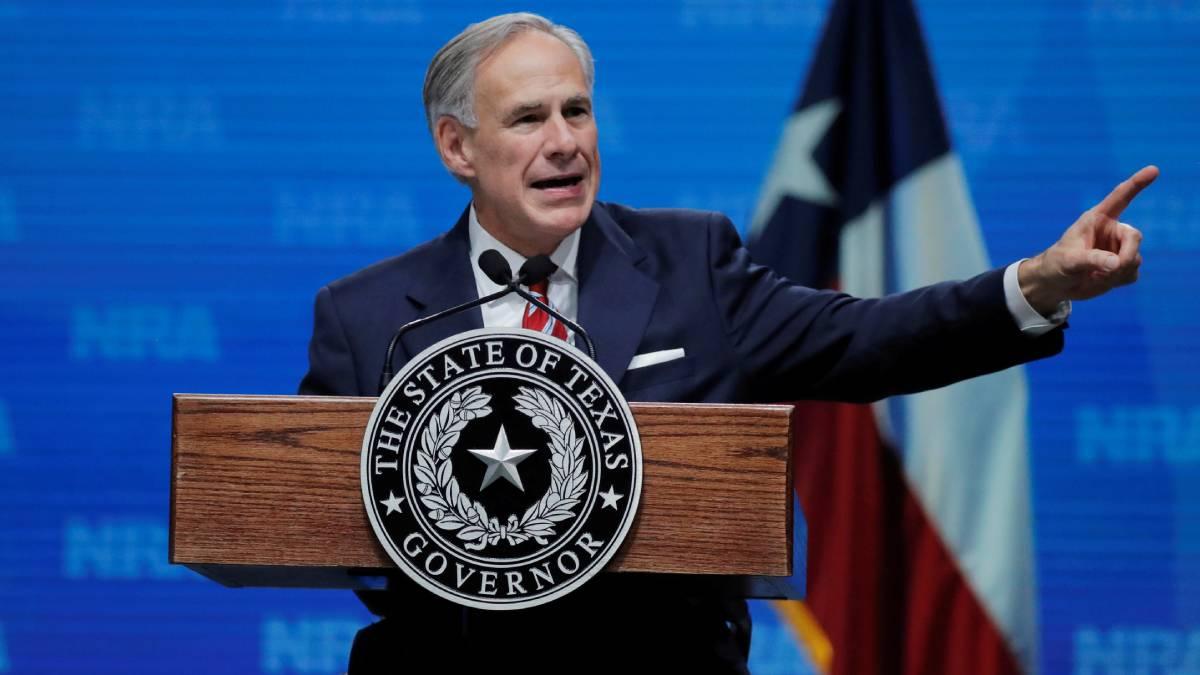 Texas Greg Abbott