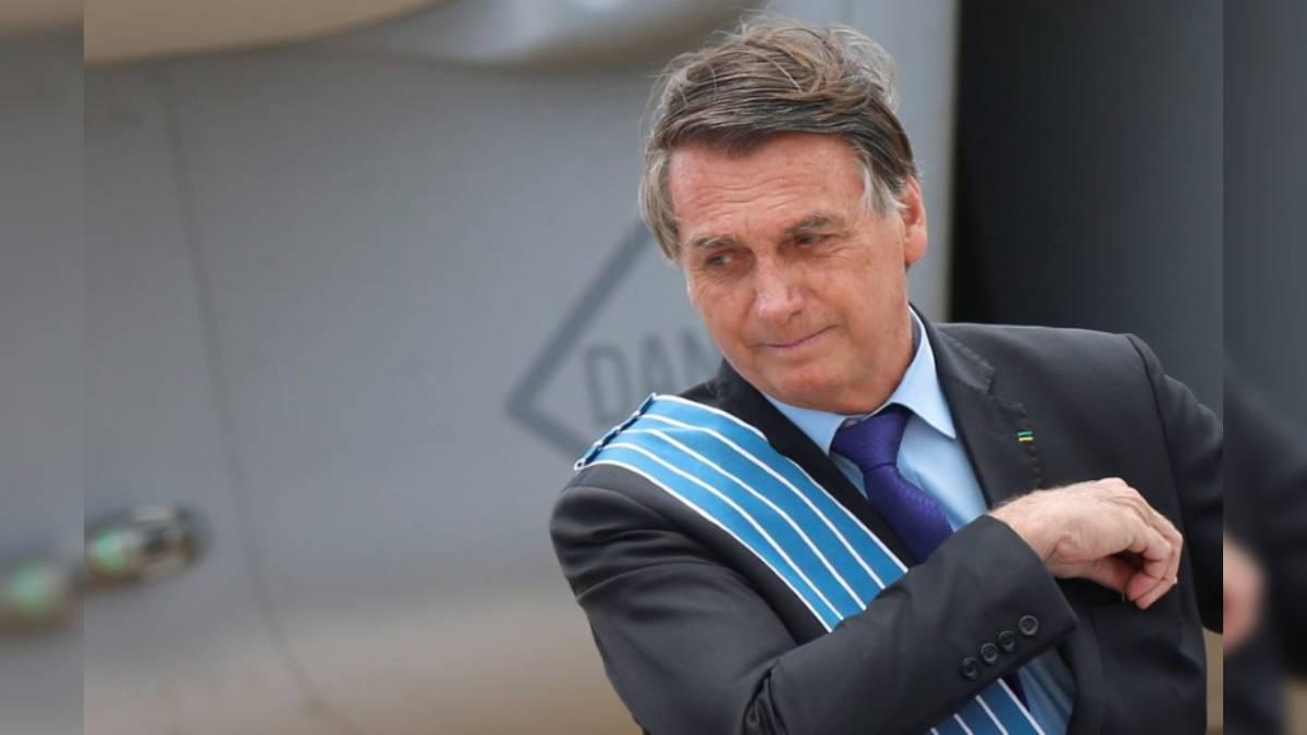 Jair Bolsonaro COVID-19 Brasil