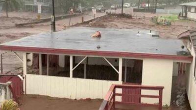 Hawái inundaciones