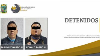 Puebla: dos detenidos por secuestro de edil de Zacatlán
