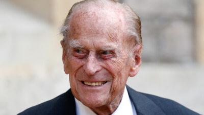 Principe Felipe operación