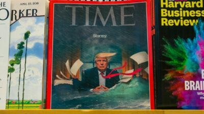 TIME: Biden, Harris y Trump forman parte de las portadas más emblemáticas de la revista