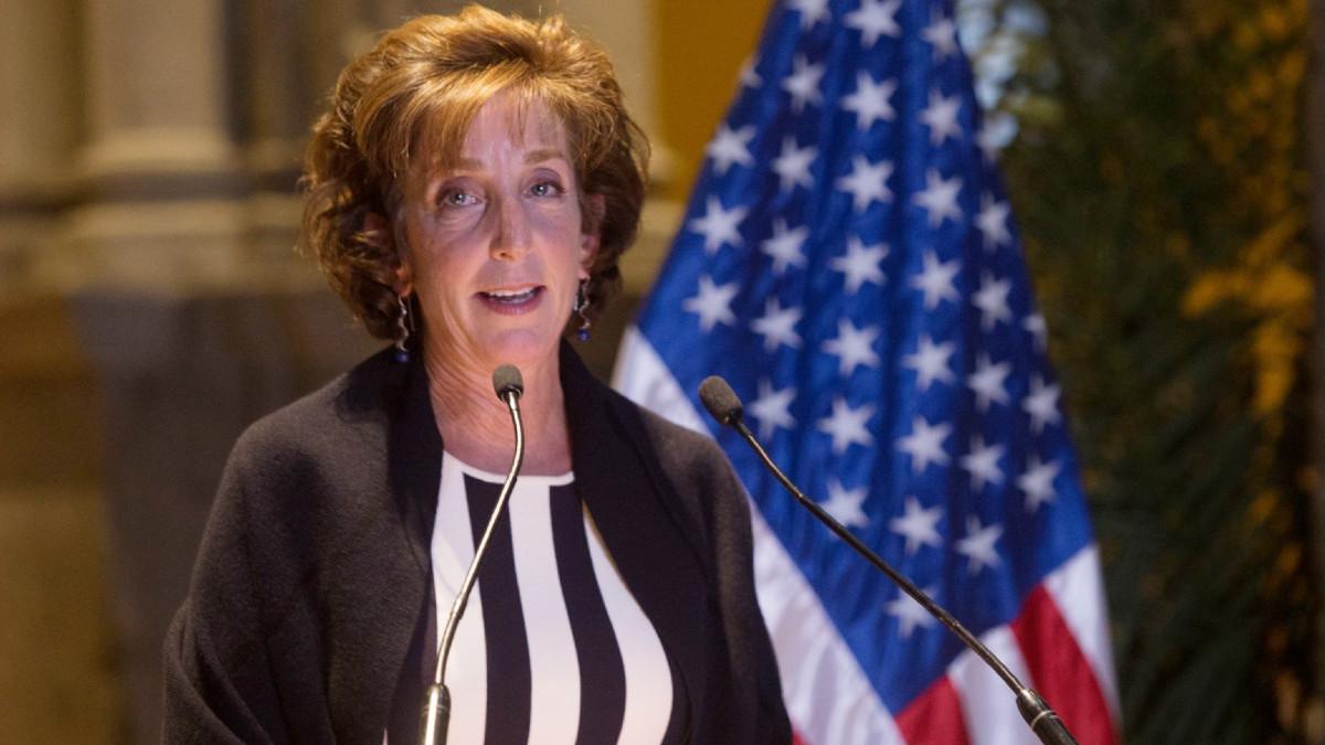 Roberta Jacobson se reunirá con Ebrard para abordar migración