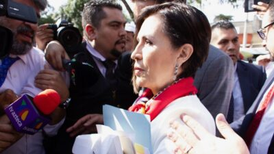 Rosario Robles ofrecerá pruebas contra Luis Videgaray