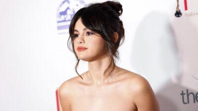 Selena Gomez Retirarse