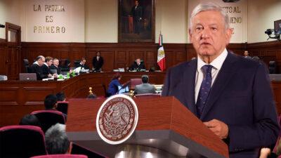 López Obrador SCJN
