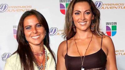 Verónica y Kate del Castillo