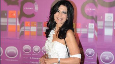 María Conchita Alonso dijo que el Me Too le parece exagerado