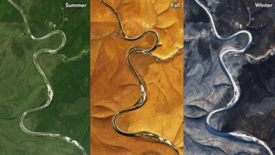 NASA publica fotografías de Sibera y causan desconcierto