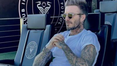 David Beckham tendrá su propia serie en Disney Plus