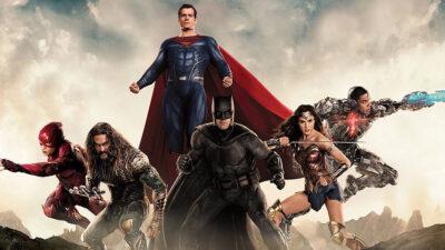 """¿Cómo ver """"La Liga de la Justicia"""" de Snyder en México?"""