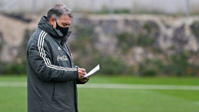 Gerardo Martino presenta convocatoria para la fecha FIFA de marzo.