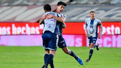 Pachuca derrota a Xolos y consigue sus primeros tres puntos.