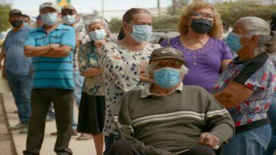 Hidalgo: Inicia vacunación en Pachuca sin sana distancia