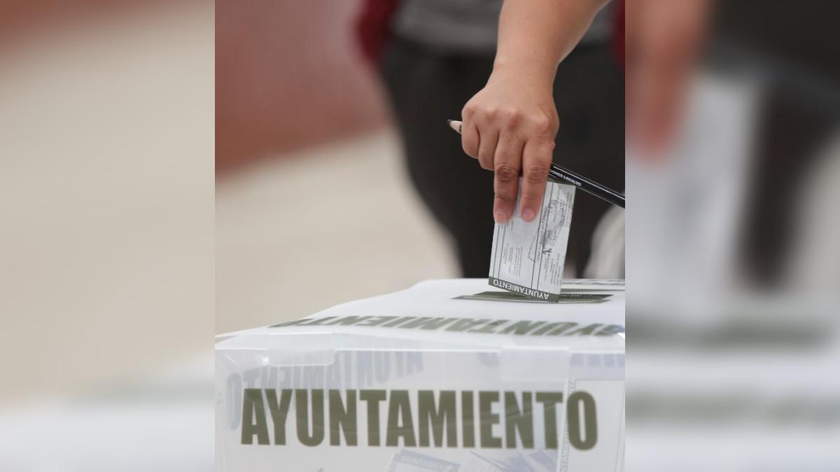 INE establece protocolo para votar y evitar contagios de COVID-19 el día de las elecciones