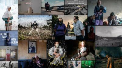World Press Photo 2021: seis fotografías buscar ser la mejor del año