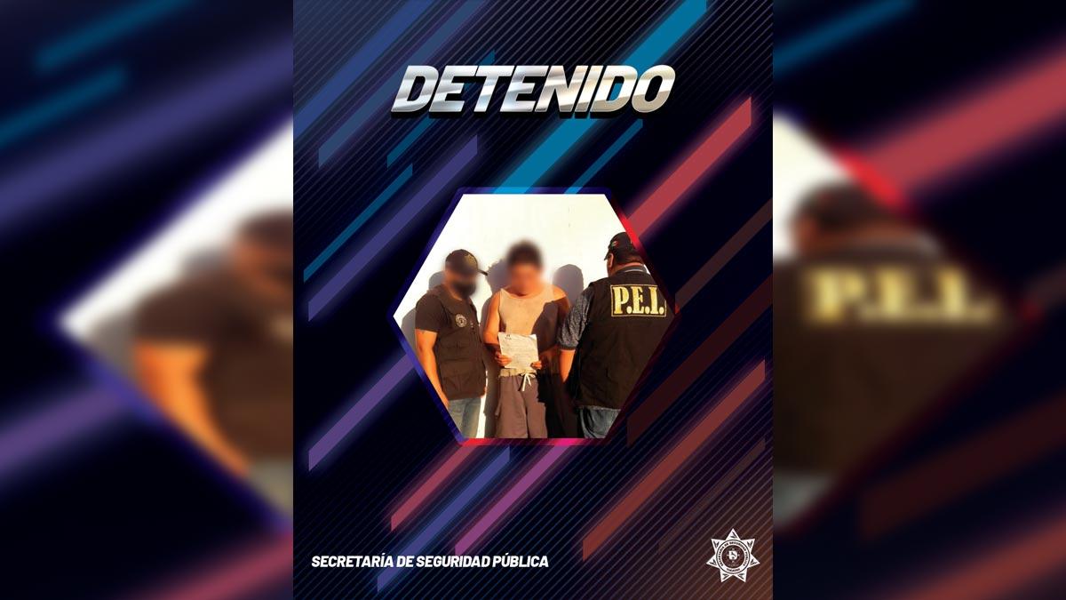 Yucatán: detienen a narcomenudista con metanfetamina