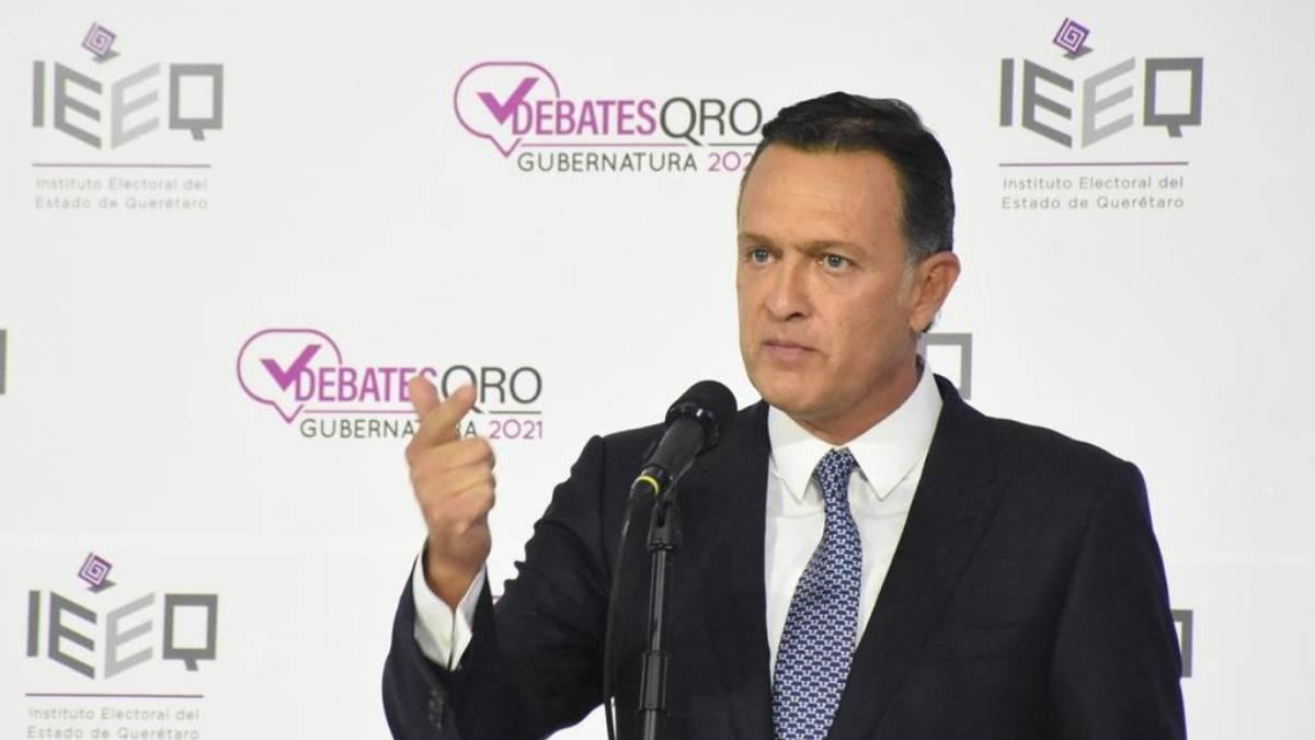Mauricio Kuri, candidato del PAN a la gubernatura de Querétaro. Foto: Especial