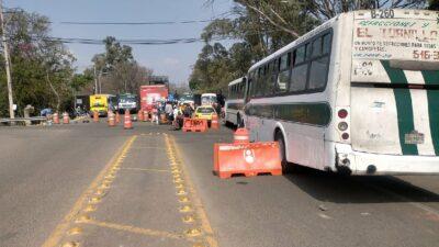 Aeropuerto de Oaxaca: Van 4 días de bloqueo de normalistas