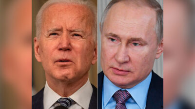 """Joe Biden y Vladimir Putin sostuvieron una conversación telefónica en la que se dijeron dispuestos a """"continuar el diálogo"""" para garantizar la seguridad mundial"""