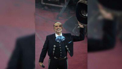 Alejandro Fernández, ¿cuántas veces se ha casado?