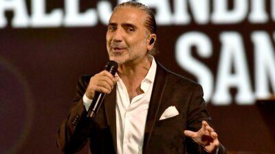 Alejandro Fernández reapareció en un video después de dar positivo al COVID-19; invitó a sus fans a vacunarse para terminar así con la enfermedad.