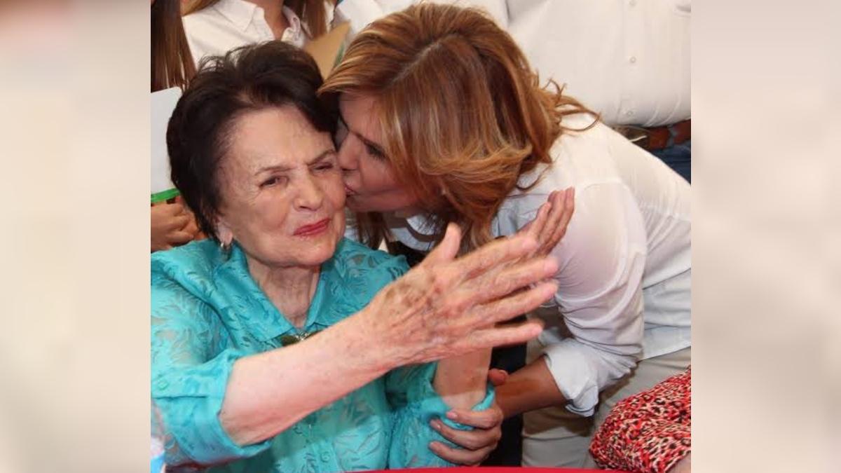 Muere Alicia Arellano, madre de Claudia Pavlovich, gobernadora de Sonora