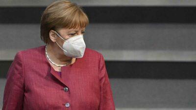 La canciller Angela Merkel, en el poder desde hace 16 años, dejará el gobierno en septiembre. Foto: AFP