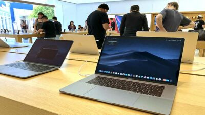 Apple es demandado en EU por vender MacBooks con pantallas defectuosas