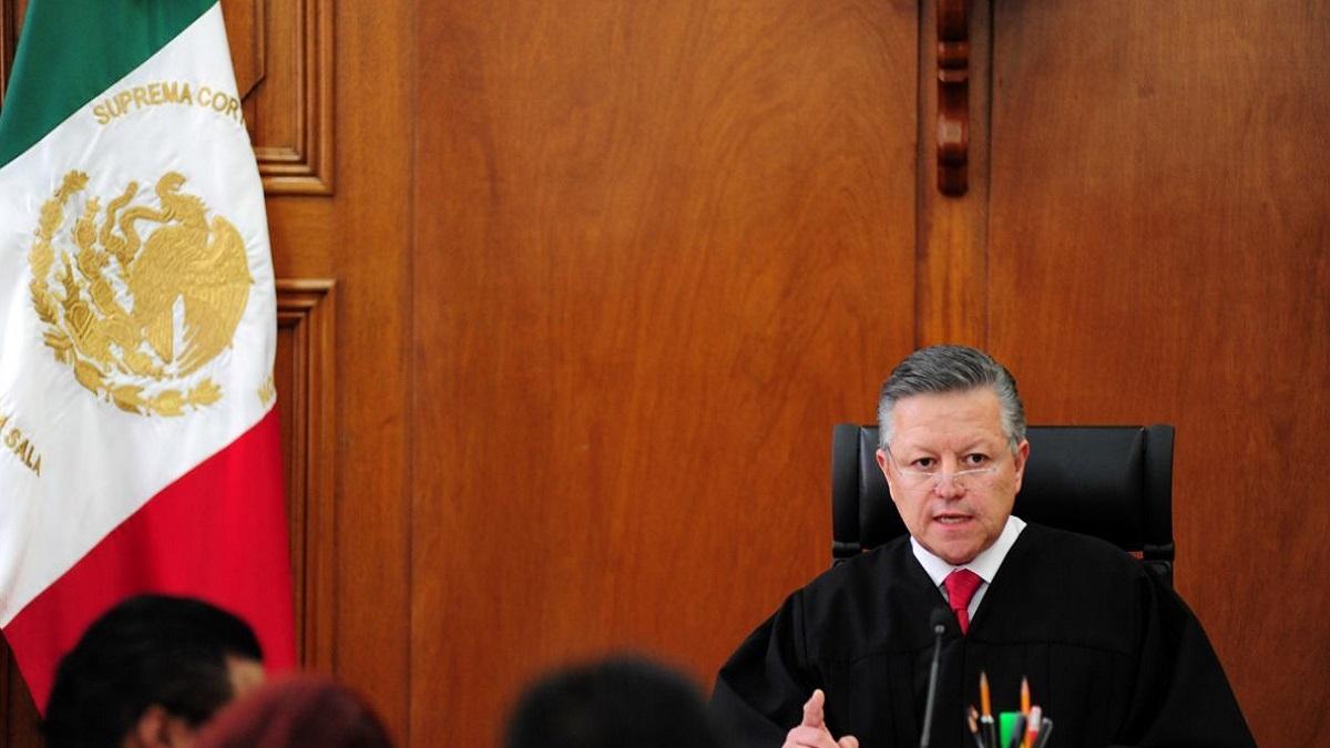 Jueces piden corregir ampliación de gestión de Zaldívar en Corte