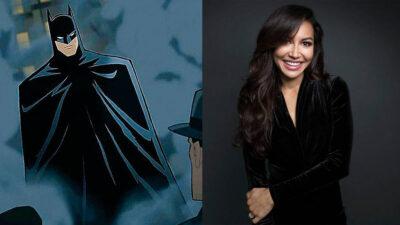 Batman voz de Naya Rivera