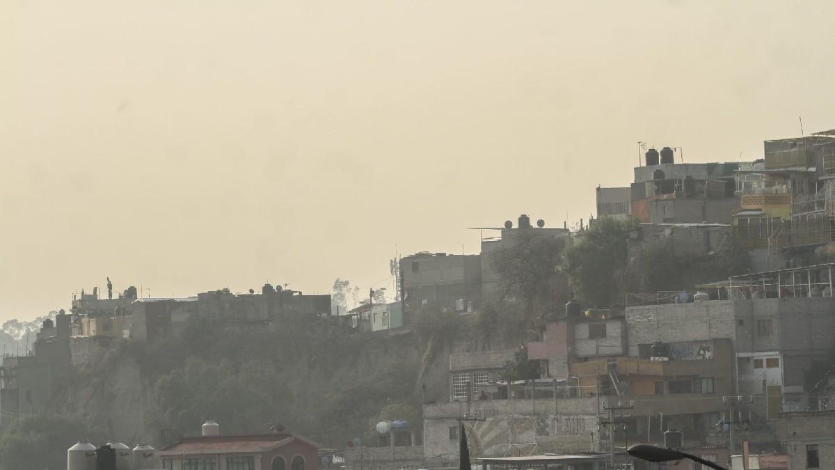 Contaminación en CDMX y Edomex: Calidad del aire es mala en estas zonas