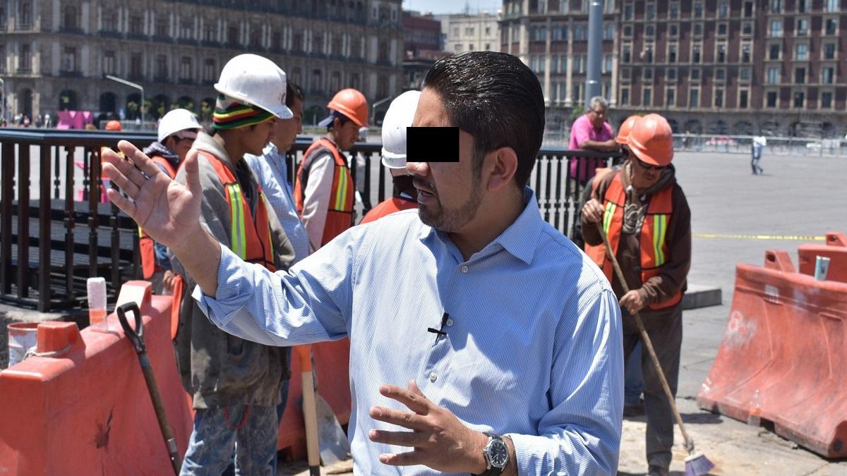Edgar Tungüí, exfuncionario de Mancera, acepta extradición a México
