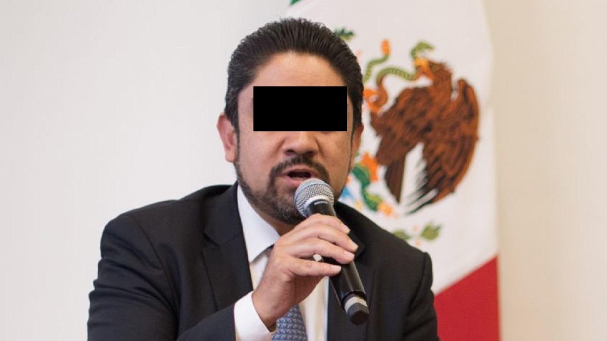 Edgar Tungüí gana suspensión provisional que impide su captura en México