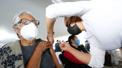 CDMX: Segunda dosis en GAM, Iztapalapa y Tlalpan inicia próxima semana
