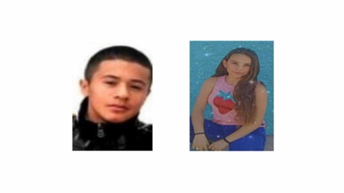 Alerta Amber: Elías Rivas e Itzel Molina, desaparecidos en Chihuahua