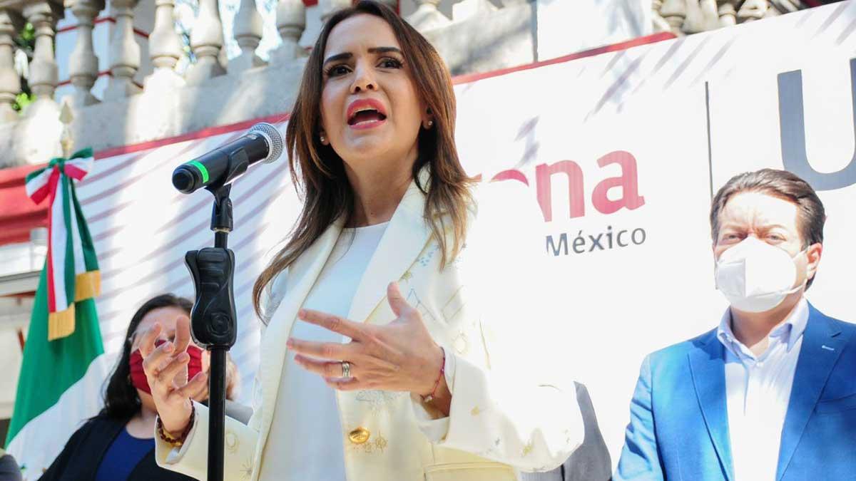 Clara Luz se disculpa por mentir, acepta conocer a fundador de NXIVM