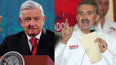 López Obrador Roberto Madrazo
