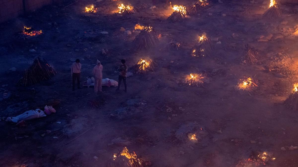 Cremaciones Masivas