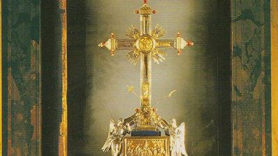 Cruz De Jesus Donde Esta