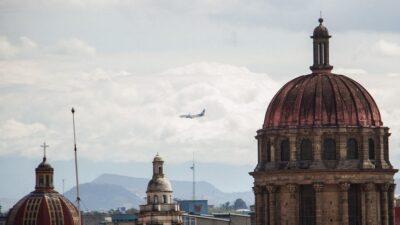 Rediseño del espacio aéreo mexicano