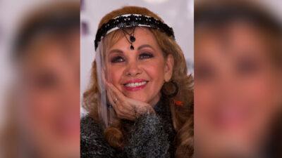 ¿Quién es Aida Pierce, actriz cuyo hijo fue detenido por disfrazarse de adulto mayor?